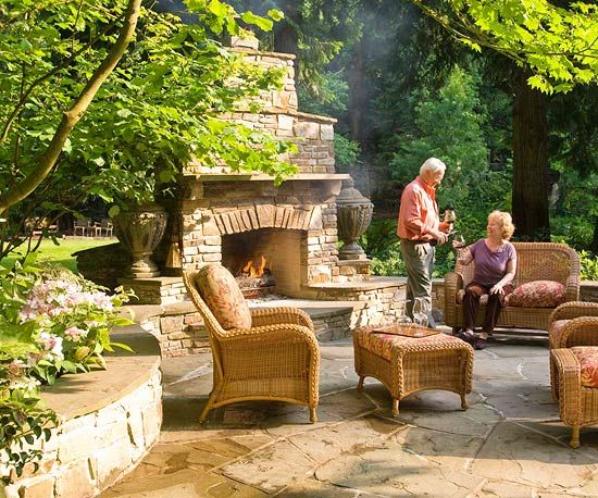 17 best images about my better homes and gardens dream home on pinterest gardens patio for Better homes and gardens fireplace