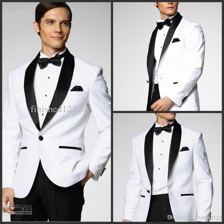 1000  ideas about White Tuxedo Jacket on Pinterest | White tuxedo