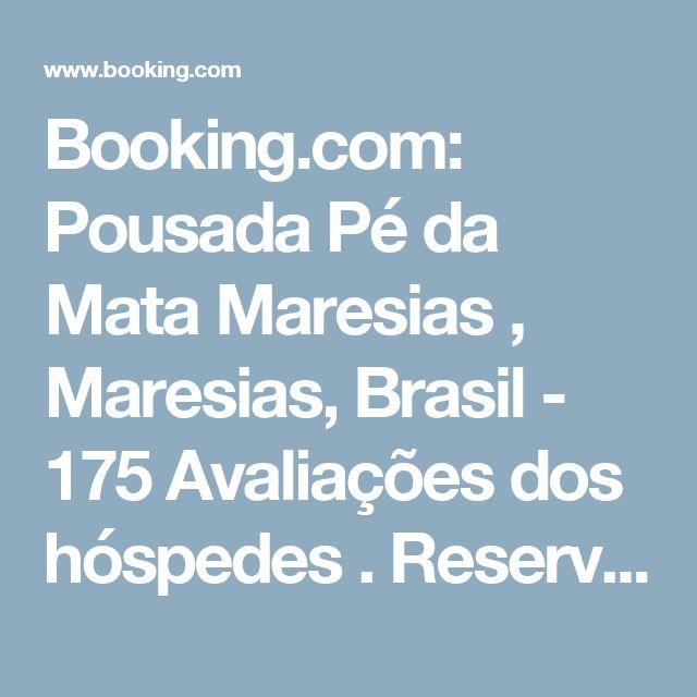 Booking.com: Pousada Pé da Mata Maresias , Maresias, Brasil - 175 Avaliações dos hóspedes . Reserve já o seu hotel!