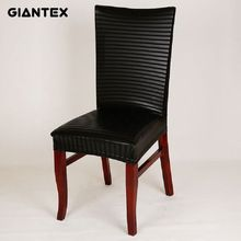 US $8.75 GIANTEX PU Leather Elastic Chair Cover Home Decor Dining Stretch Chair Cover For Weddings Banquet Hotel Washable U1080. Aliexpress product