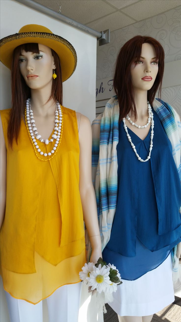 Don't be afraid to go bold in these stunning colors!