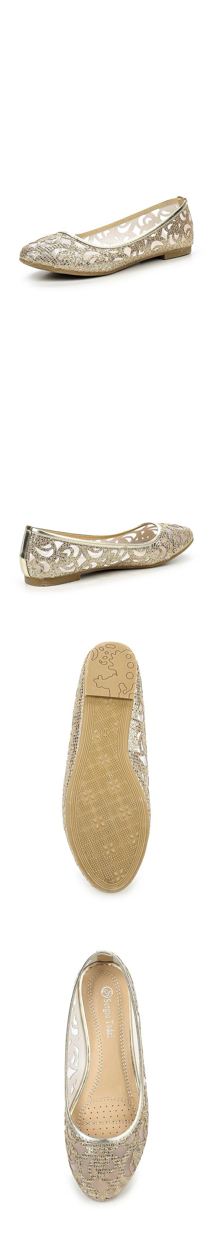 Женская обувь балетки Sergio Todzi за 1100.00 руб.