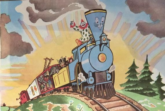21 Clip Art Children S The Little Engine That Could Pictures For