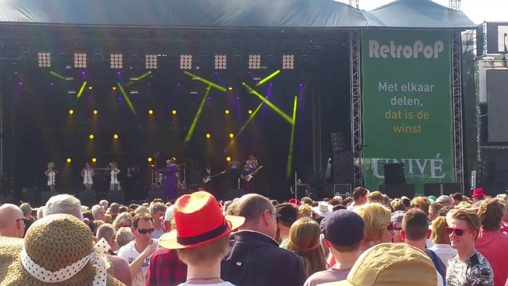 Kid Creole and the Coconuts Live at Retropop 2016 Emmen