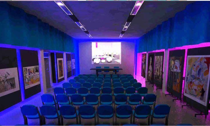 Sala conferenza Puritani - Locale di tendenza arredato con sobrietà e design, adatto per esposizioni di arte, dance, catering. La sala offre un'atmosfera accogliente, trendy, capace di cambiare in risposta alle richieste della clientela.