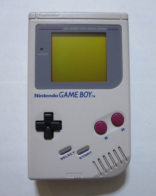 Nintendo Game Boy - i only had two games, insanely difficult Tom & Jerry and all time favourite Tetris