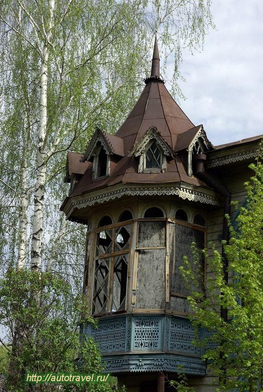 Фото Терем Овчинникова. Город Воткинск (Республика Удмуртия).
