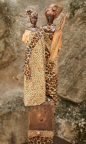 African's Leopard couple Sold