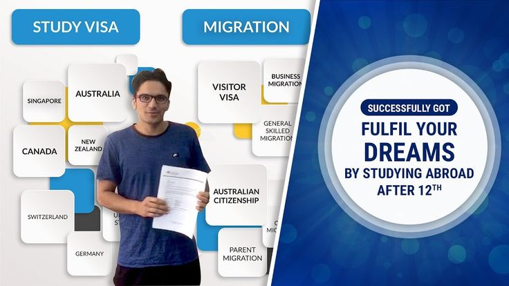Fulfil Your Dreams by Studying Abroad After 12th