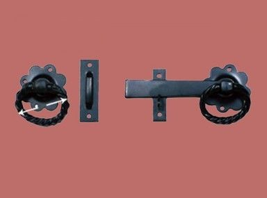 Ravishing Iron Gate Latches And Catches And Wrought Iron