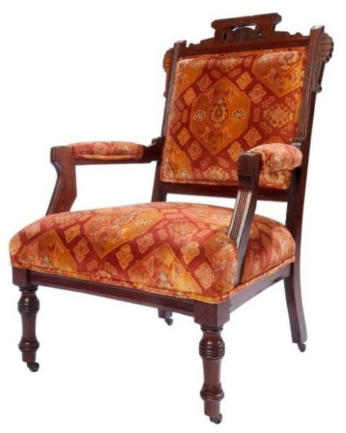 Eastlake Arm Chair in Jamaica Plain, Boston ~ Apartment Therapy Classifieds - 329 Best Eastlake Antique Furniture Images On Pinterest Antique