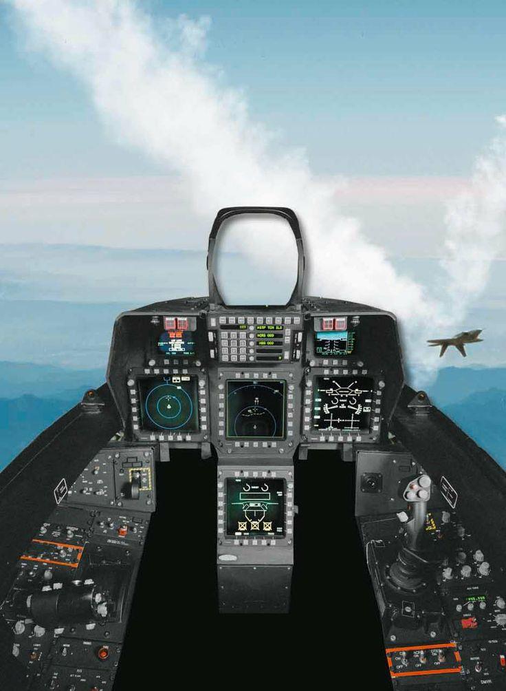 F-22 Raptor cockpit view. | Flying Machines | Pinterest