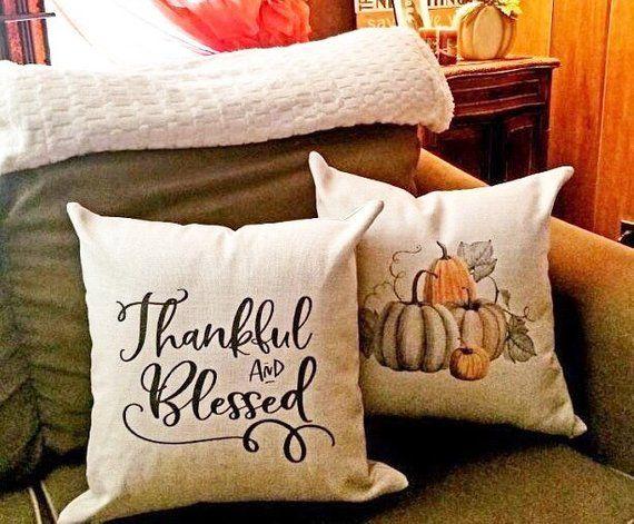 Throw pillow covers Farmhouse