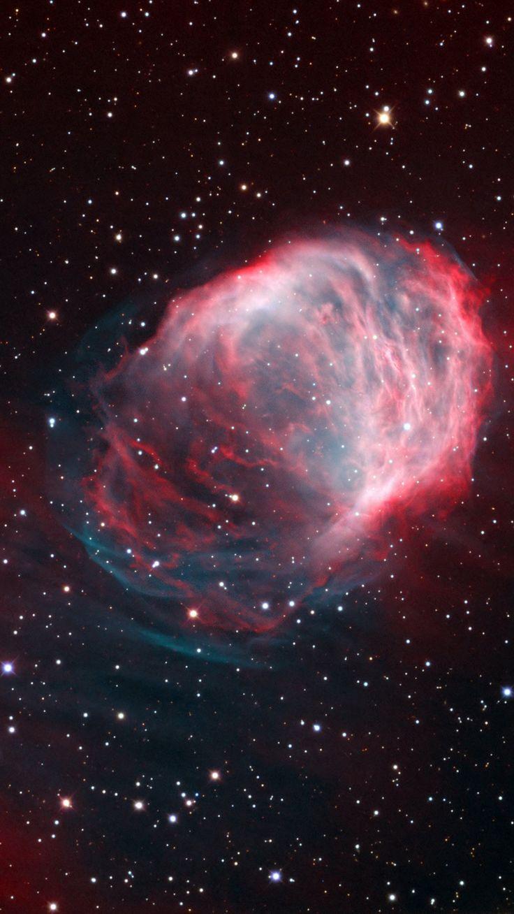 Space Medusa Crawford Galaxy Star Red #wallpaper