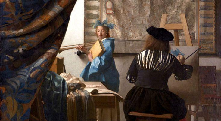 Jan Vermeer – malarz magii codzienności