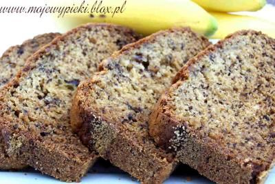 Banana bread so fast and easy to make! I make it twice a month at least! go to mojewypieki.com  it's in EN and PL