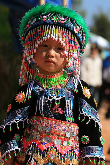 Hmong New Year 2008, Xieng Khuang, Laos, via Flickr.