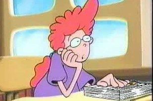 """Plus, the voice of Pepper Ann was also the immaculate Liz Danes from Gilmore Girls. 