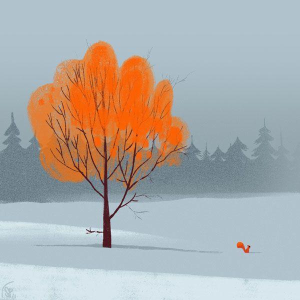 Illustration Teardowns: Background Details – Rob Levin – Medium