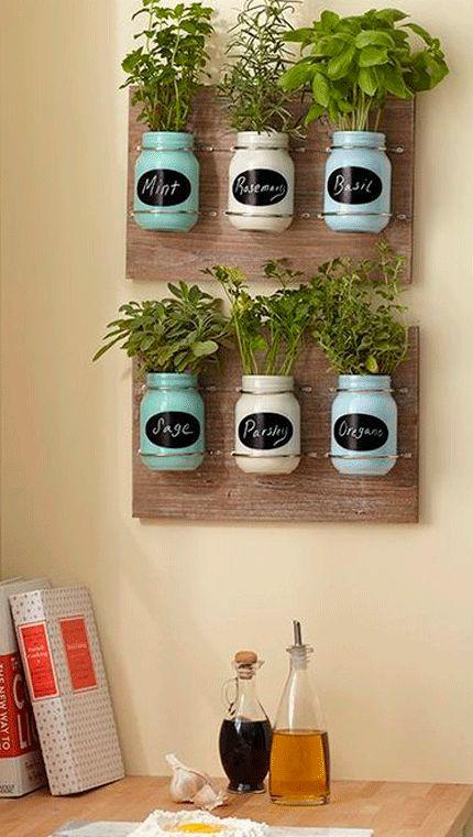 diy orchard mason jar handmade