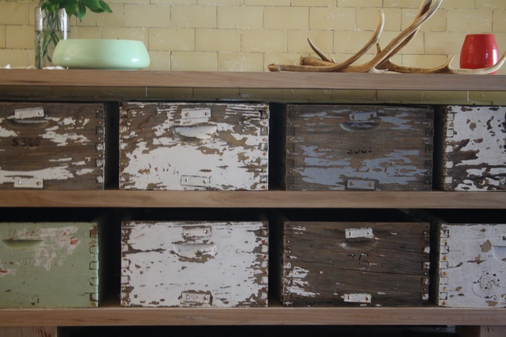 bee box drawers  www.greghatton.com