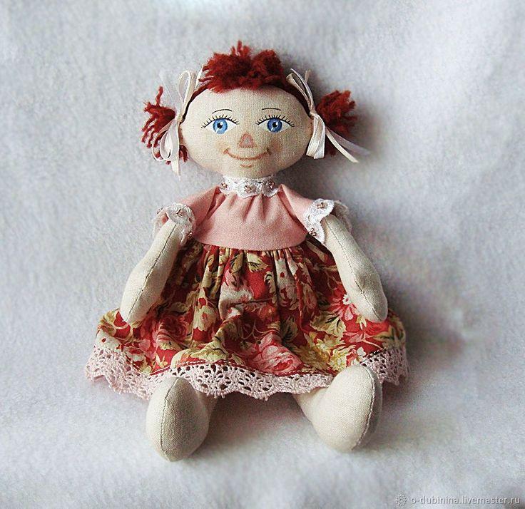 Купить Куколка Валечка в интернет магазине на Ярмарке Мастеров