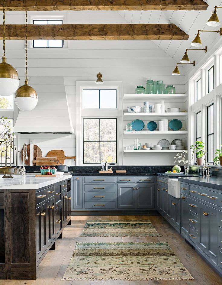 The Top 25 Kitchen Color Schemes for a Look You'll Love Forever