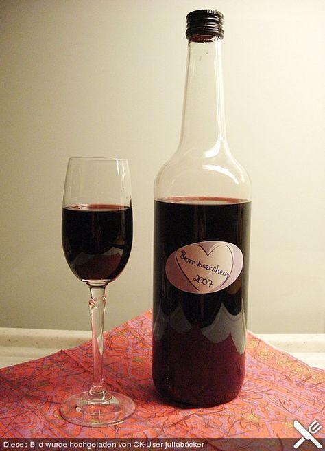 Brombeer - Sherry Likör nach Großmutter Steffi, ein gutes Rezept aus der Kategorie Likör. Bewertungen: 7. Durchschnitt: Ø 4,1.