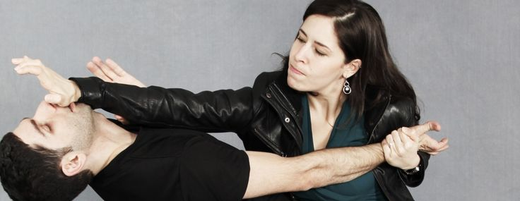 Krav Maga - perfect for women's self defense