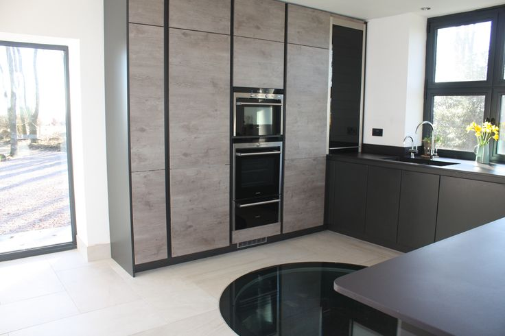 The Water Tower featured on George Clarke's Amazing Spaces program, Kitchen designed and installed by ourselves, Arlington Interiors - Leeds