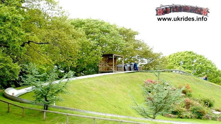 Bob Sleigh Oakwood Theme Park