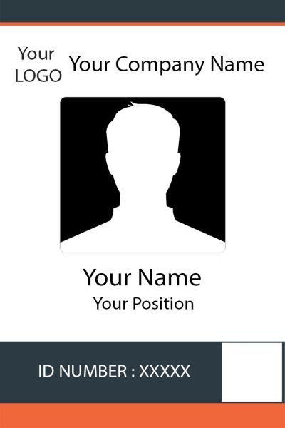 The  Best Id Card Template Ideas On   Detective