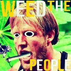 WWE Jack Swagger Smoking That Good Marijuana