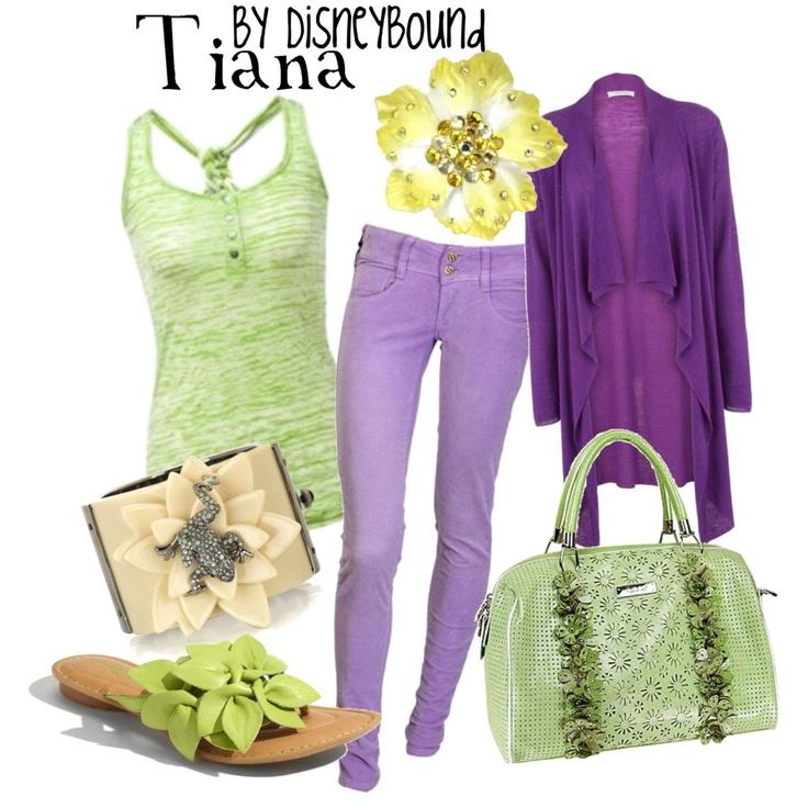 Princess Tiana Shoes: Tiana - Polyvore