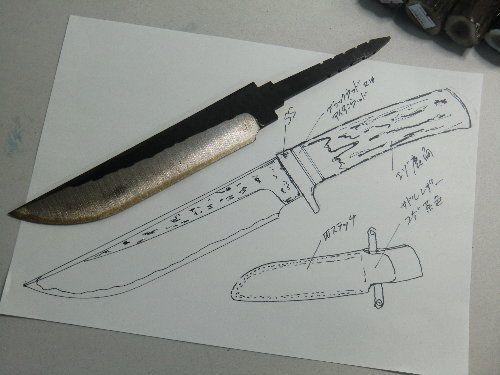 イメージ0 - 創作ナイフ、其の二の画像 - カスタムナイフ SUZUKI KNIFE WORKS - Yahoo!ブログ