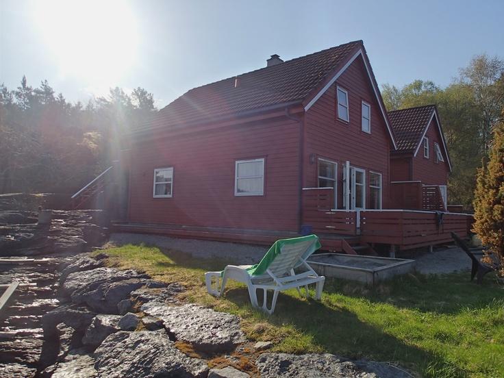 Cabin on Børøy (Norway)