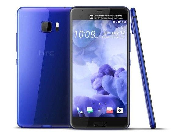 HTC new Flagship has two Displays