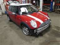 Parting out 2005 Mini Cooper – Stock # 160011 « Tom's Foreign Auto Parts – Quality Used Auto Parts - Every part on this car is for sale! Click the pic to shop, leave us a comment or give us a call at 800-973-5506!