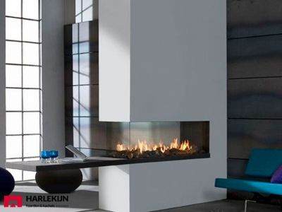 Die besten 25+ Moderne elektrische kamine Ideen auf Pinterest - wohnwand mit kamin