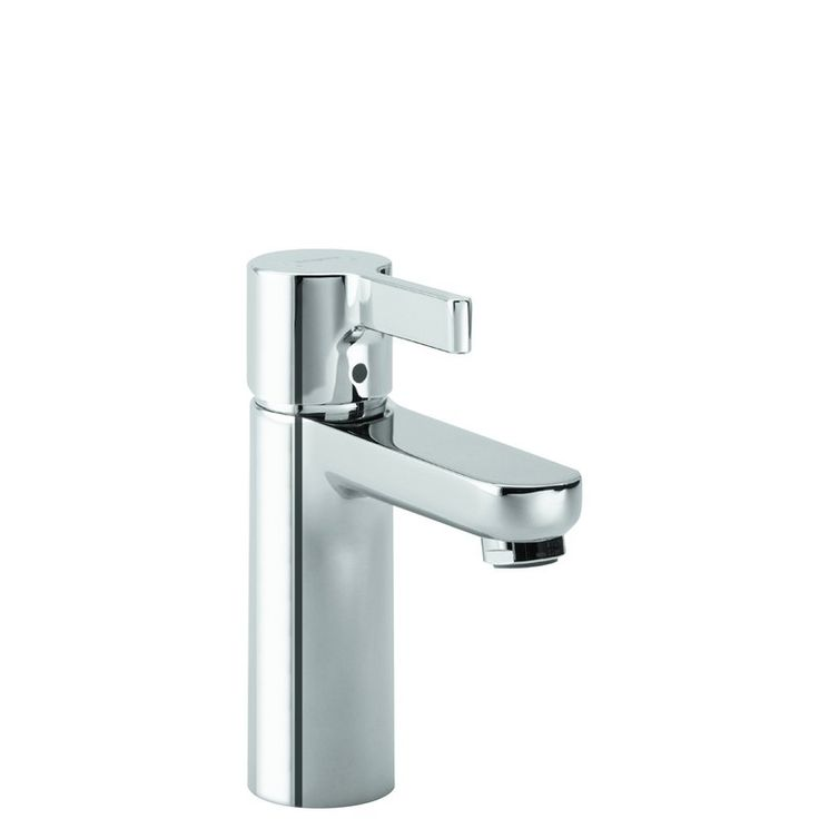 Pics On Hansgrohe Metris S Bathroom Faucet Single Hole Faucet with Lever Handle Free Metal Pop