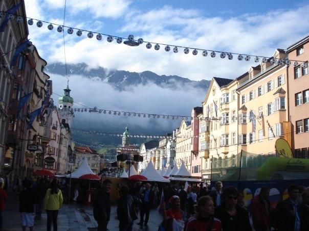 Innsbruck #Austria street view