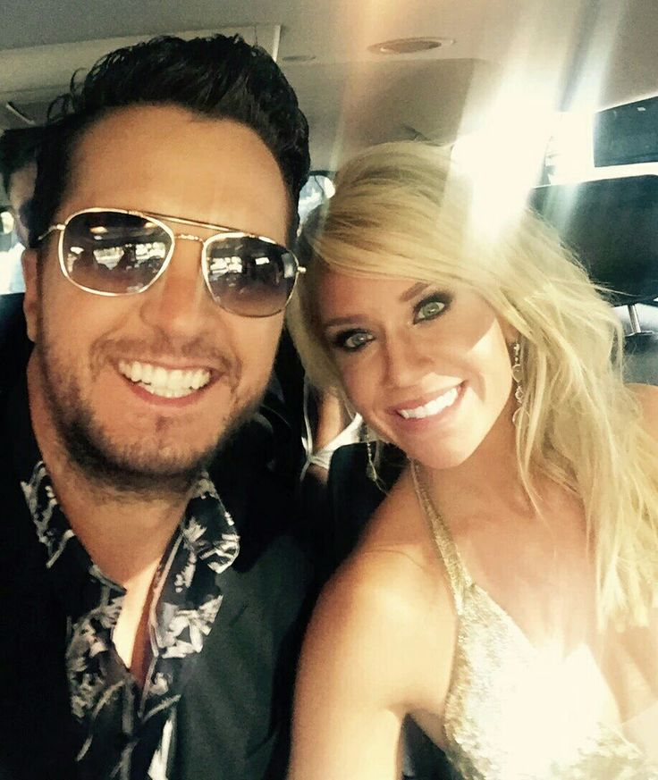Caroline Bryan I'm sorry that you have to worry about some women out there. Please know this, most of us see how much he loves you and we recognize the fact Luke would never break your heart.