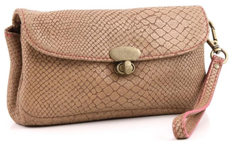 Liebeskind Snake Valentina Clutch Leather