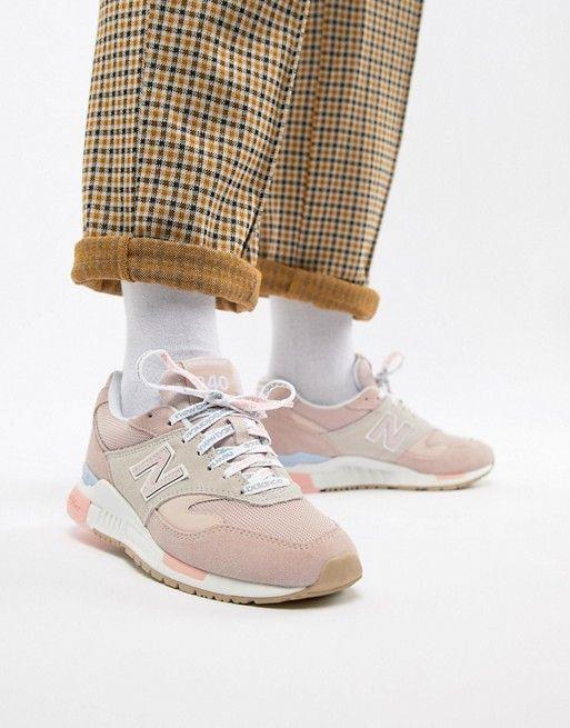 new balance 840 femme beige