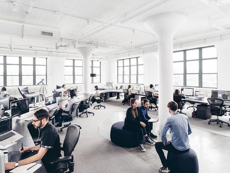 Squarespace's New York offices are as sweet as the best Silicon Valley tech offices