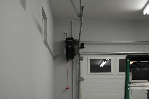 Wall Mount Garage Door Opener For The Garage Pinterest