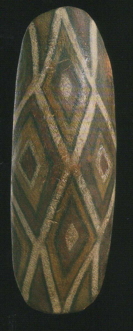 Gulmari Aboriginal Shield from queensland