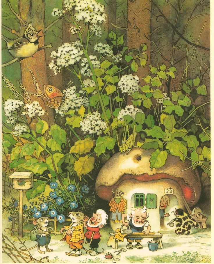364 best images about fairies gnomes and toadstools on for Baum garten