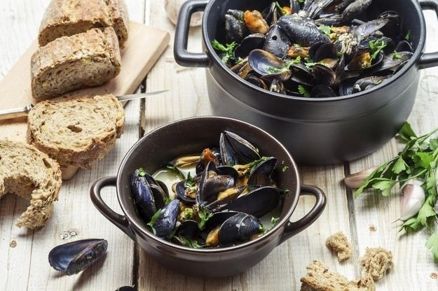 Moules Marinières   44 Classic French Meals You Need To Try Before You Die