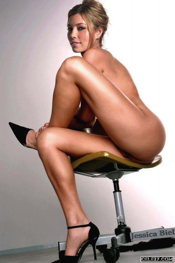 Jessica Biel Fake Nackt Bild